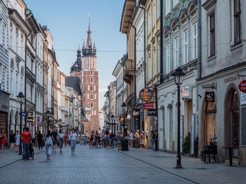 Kraków na weekend