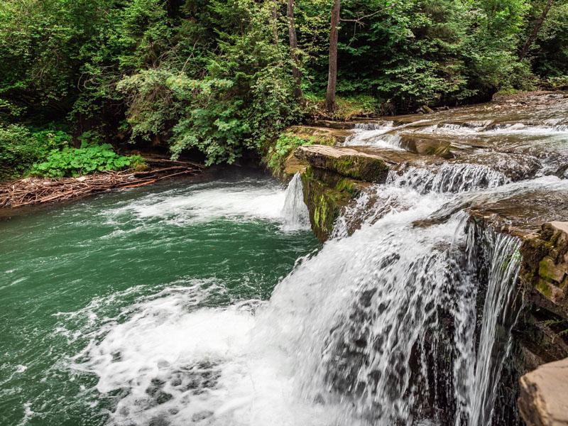 Wodospad Kacwin