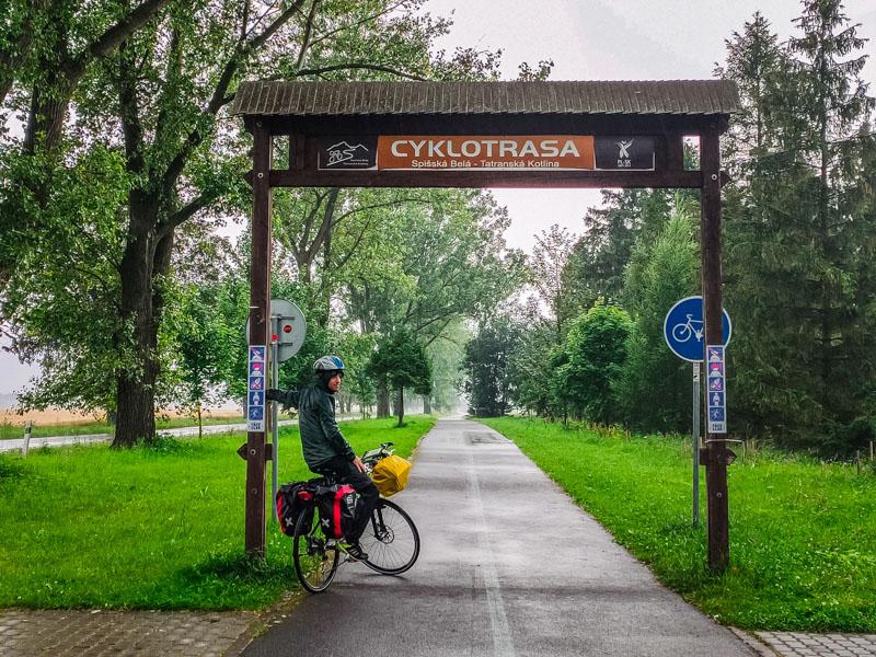 Rowerowy Szlak wokół Tatr