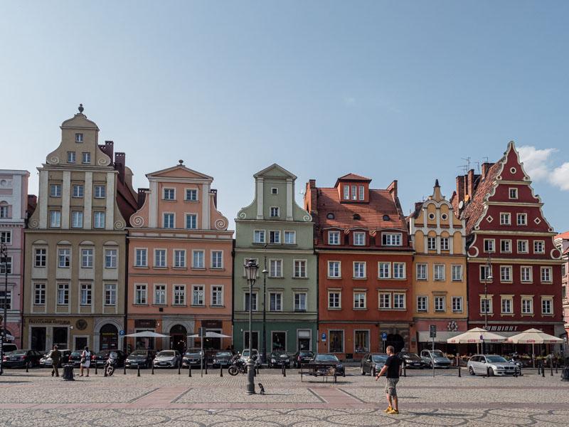 weekend we Wrocławiu