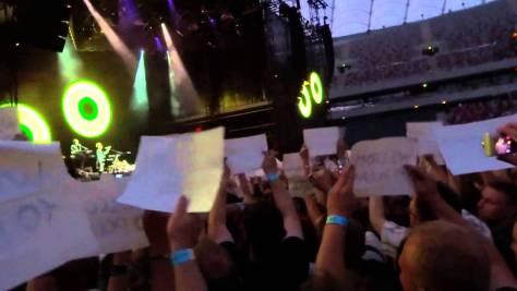 Depeche Mode - Welcome To My World (Warszawa 2013)