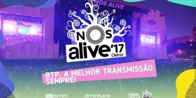 2017.07.08 NOS Alive Festival