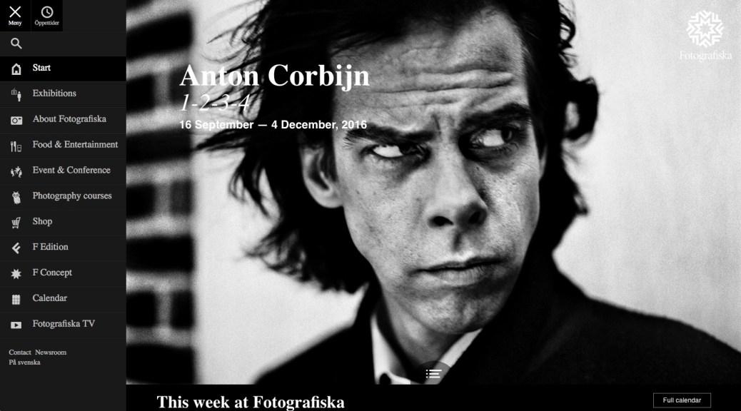wystawa Anton Corbijn
