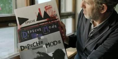 Anton Corbijn, album depeche MODE
