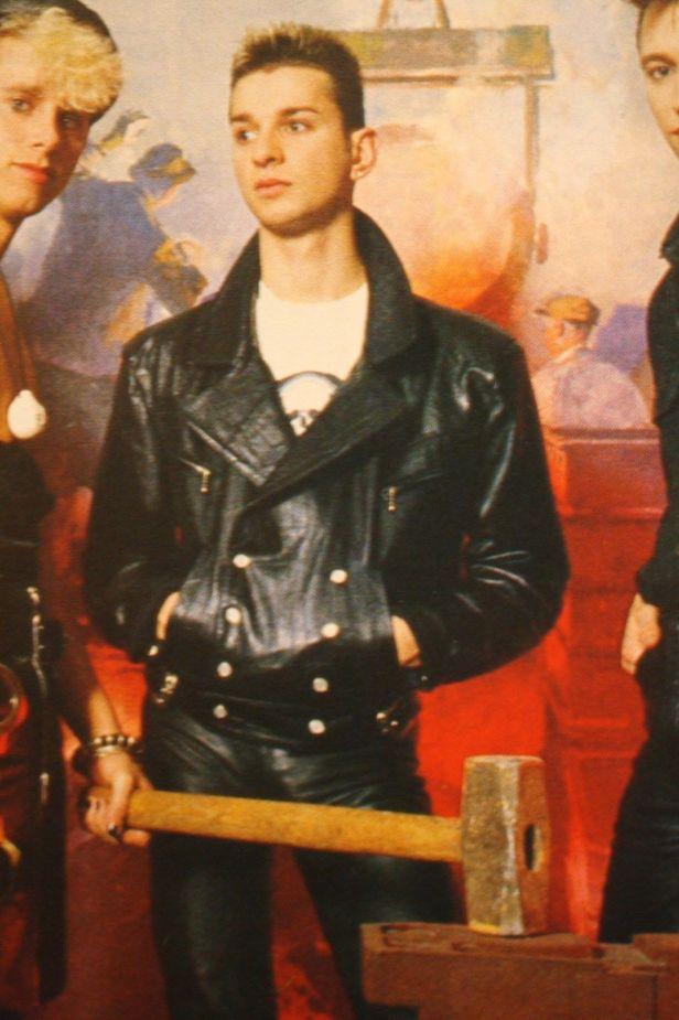 Dave Gahan 1984-1985