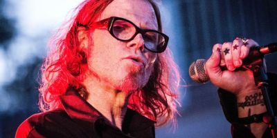 Mark Lanegan na żywo.