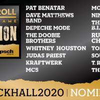 depeche MODE nominowani do Rock'n'Roll Hall Of Fame… ponownie i ponownie