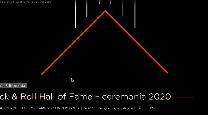 Rock&Roll Hall of Fame na HBO – jak oglądać?