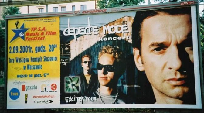 Dwie historie, dwóch fanów – Warszawa 2001