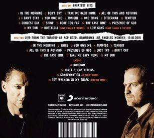 DAVE GAHAN & SOULSAVES Greatest HitsLIVE 2015 2CD set in digipak depeche mode voice (2)