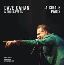 DAVE GAHAN & SOULSAVES Live in PARIS LA CIGALE 2015 CD (2)