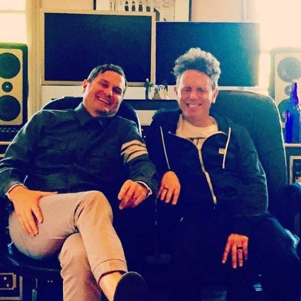 Rob Bell & Martin Gore