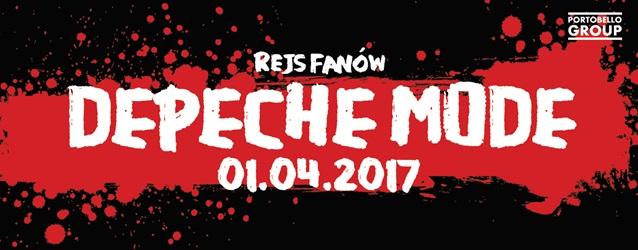 [2017.04.01] Zlot fanów depeche MODE w pełni księżyca na otwartym morzu.