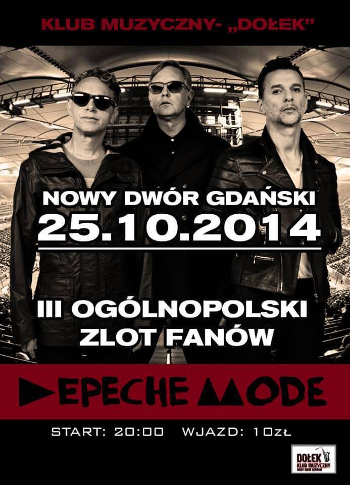 3 Ogólnopolski Zlot Fanów Depeche Mode