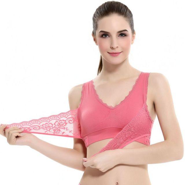 Women's Lace Criss-Cross Bra