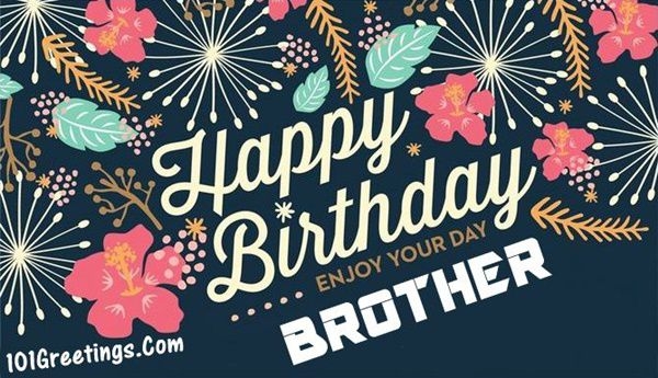 50 best birthday greetings for brother special wishes messages 50 best birthday greetings for brother m4hsunfo