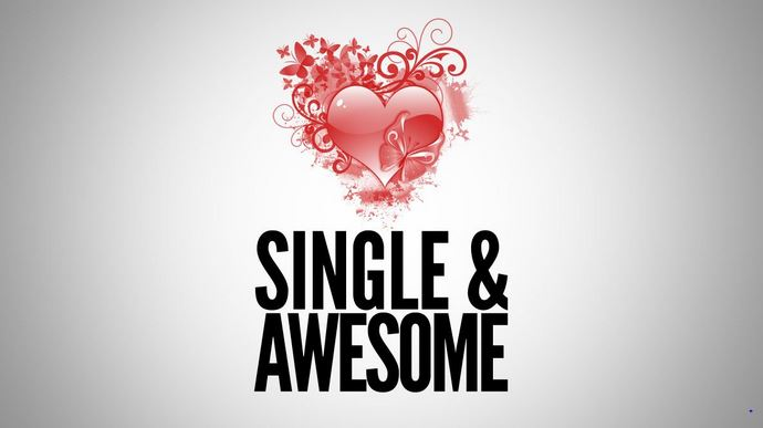 Single On Valentines Day Quotes Interesting 30 Best Valentines Day Quotes For Singles Funny