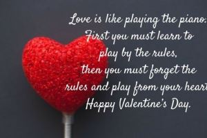 romantic valentine quotes for boyfriend and girlfriend