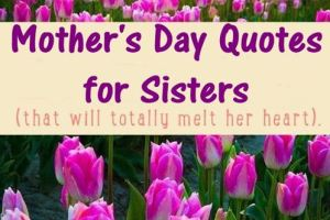 Happy mothers day messages 40 best happy mothers day quotes for sisters sister in law m4hsunfo