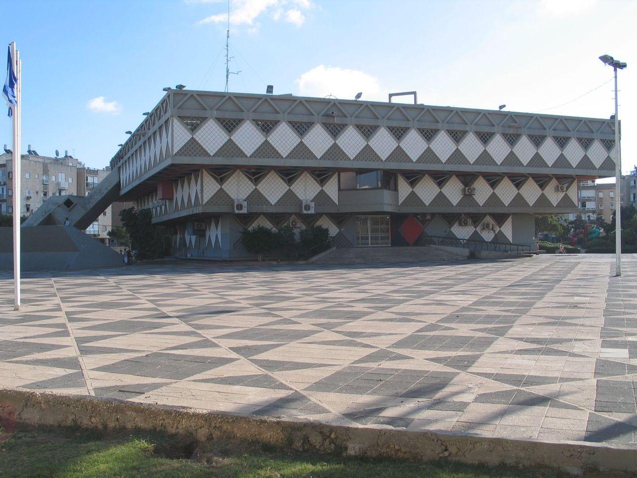 Bat-Yam-municipality