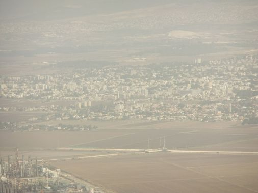 Kiryat_Ata_viewed_from_Eshkol_tower
