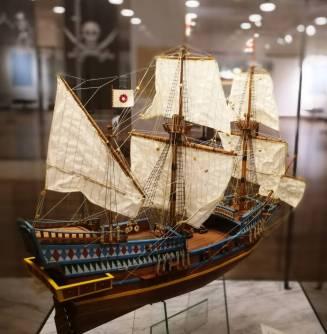 040618National Maritime Museum Golden Hind