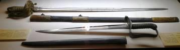 040618National Maritime Museum Haifa British Naval sword 18th Cent