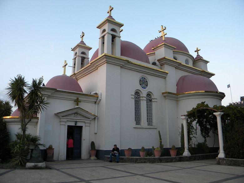 ISRAEL,_Capernaum,_Greek_Church-_16-1252-103