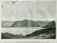 Lake_of_Gennesareth,_or_Sea_of_Galilee,_with_the_town_of_Tiberias_and_the_Baths_of_Emmaus-_taken_from_the_western_side,_-_Clarke_Edward_Dan
