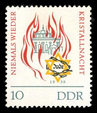 DDR_-_Niemals_wieder_Kristallnacht