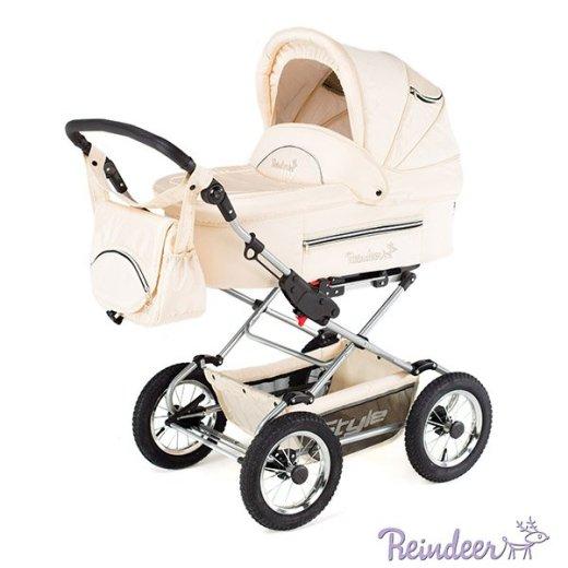 Детская коляска Reindeer Style 2 в 1 (кремовый)