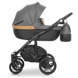 Детская коляска Expander Enduro 2в1 (серо-коричневый)
