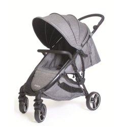 Детская коляска Baby Monsters Compact 3 в 1 (серый)