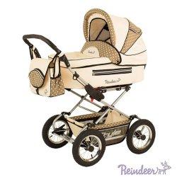 Детская коляска Reindeer Style 2 в 1 (желтый)