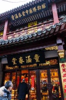 Shanghai Yuyuan Garden-14