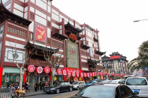 Shanghai Yuyuan Garden-2