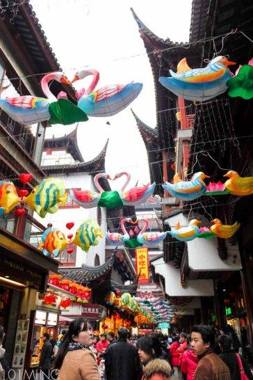 Shanghai Yuyuan Garden-21