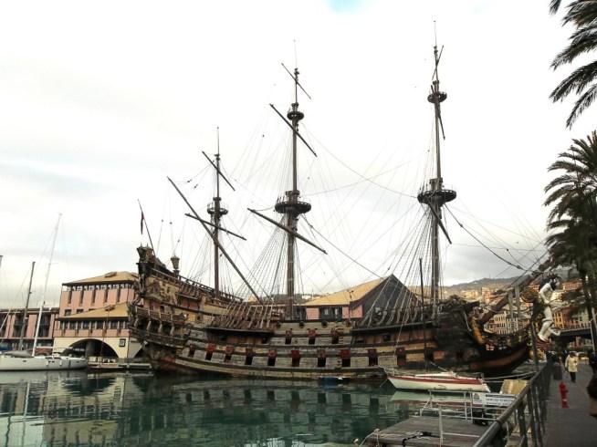 puerto genova