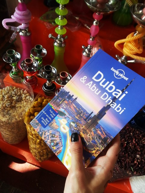 GUIA LONELY PLANET DUBAI ABU DHABI