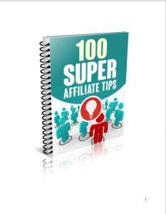 100 ways to affiliate marketing tips