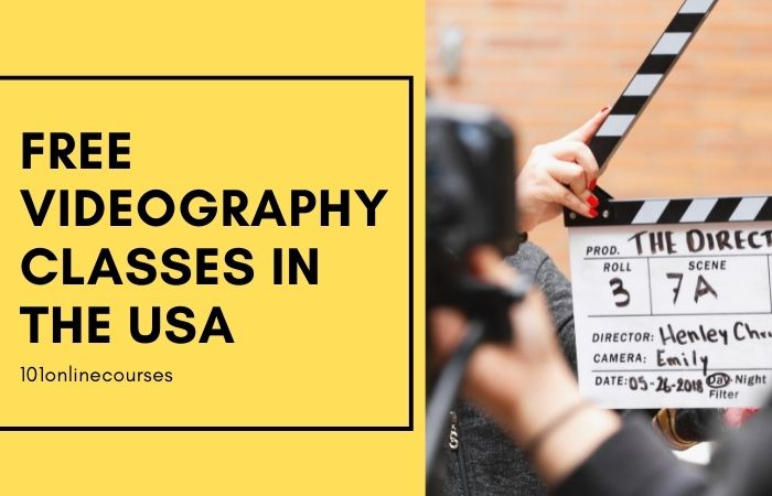 FREE ONLINE VIDEOGRAPHY CLASSES in the USA
