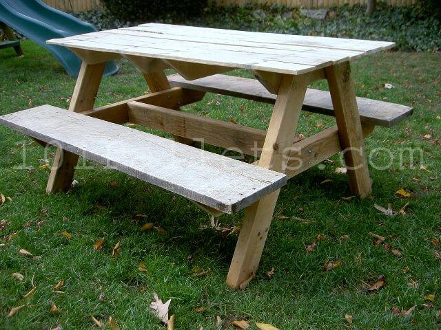 So you can enjoy your picnic along with a perfect picnic table .