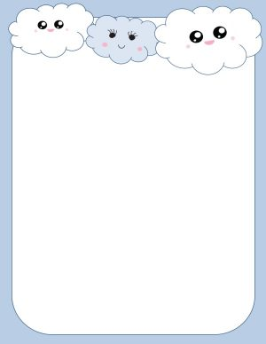 cute page borders
