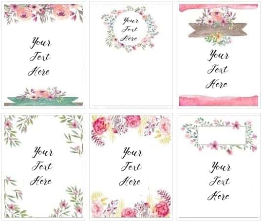 girls wallpaper in shades of pink with flowers