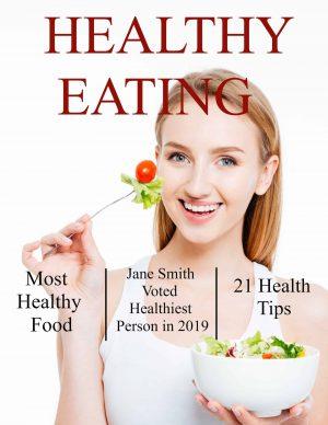 Healthy eating magazine