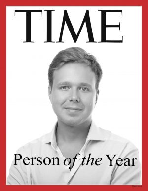 How to make your own Time cover