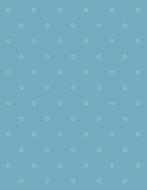 blue and white polka dot background
