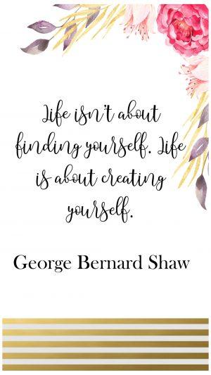 Inspirational quotes wallpaper