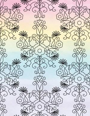 damask designs free