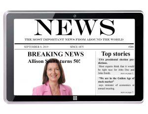 Fake headline generator